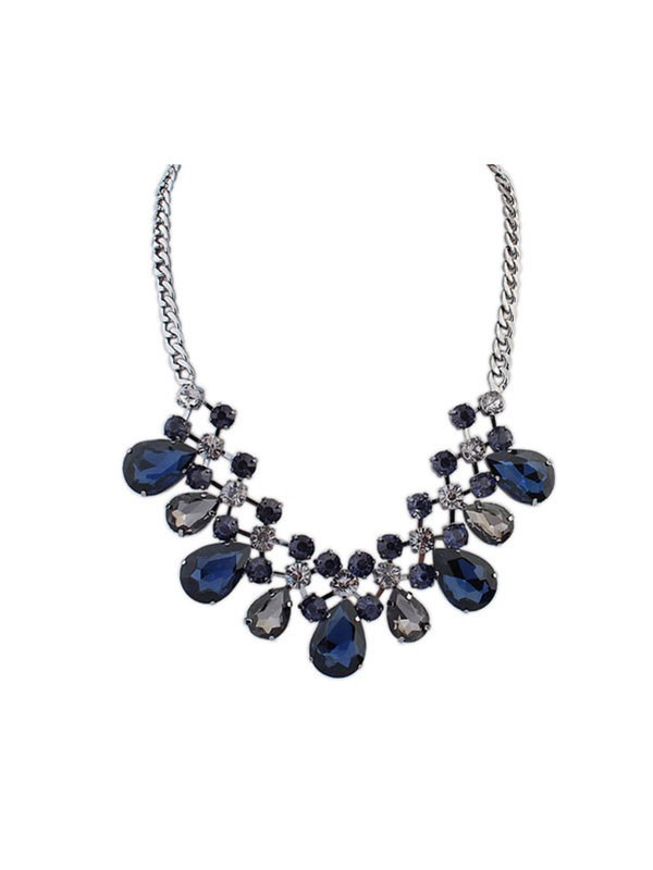 Occident Major Suit Celebrity Hot Sale Street Shooting Necklace