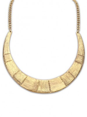 Occident Major suit Semicircle alloy Hot Sale Necklace