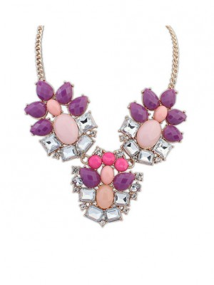 Occident Stylish Simple Geometry Exquisite Hot Sale Necklace