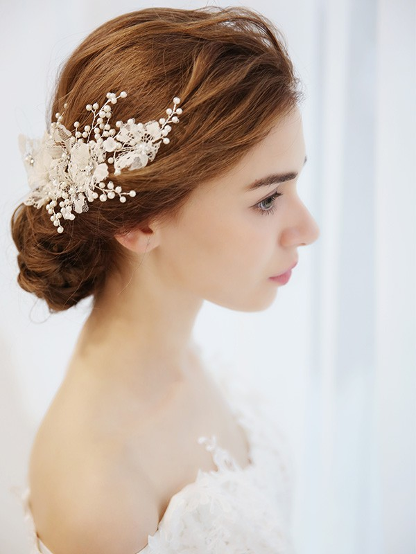 Lovely Imitation Pearl Headpieces