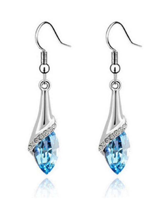 Elegant Alloy With Crystal Hot Sale Earrings