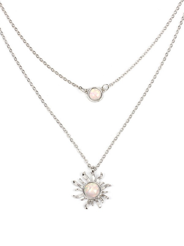 Occident Simple Necklaces