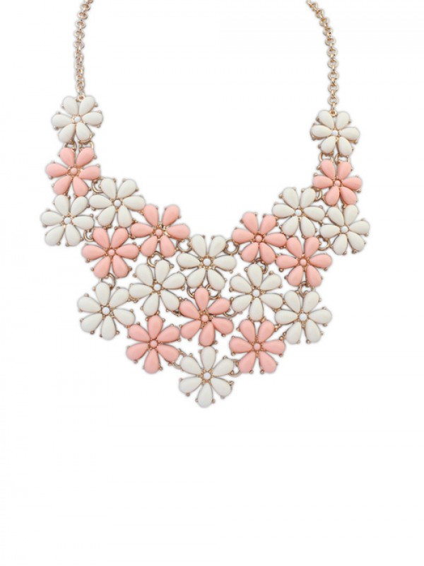 Occident Blooming Fresh Floret Hot Sale Necklace