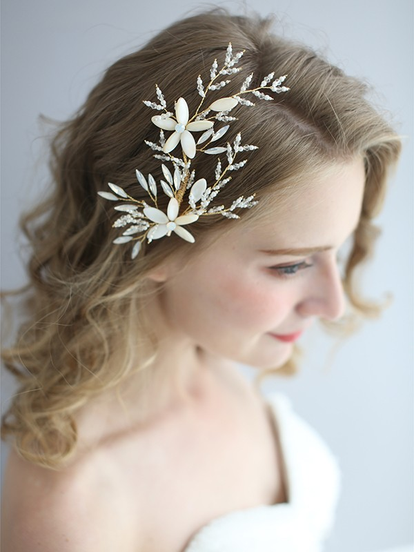 Stunning Czech Alloy Headpieces