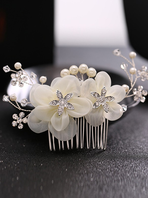 Lovely Pearl Headpieces