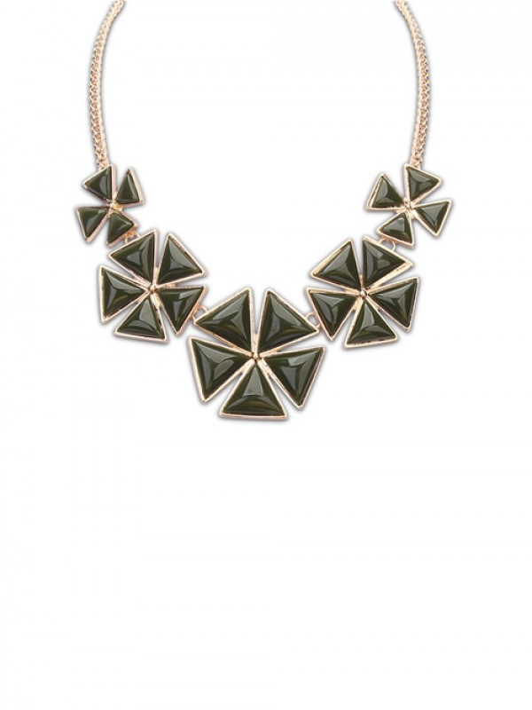 Occident Bohemia Five Petal Hot Sale Necklace